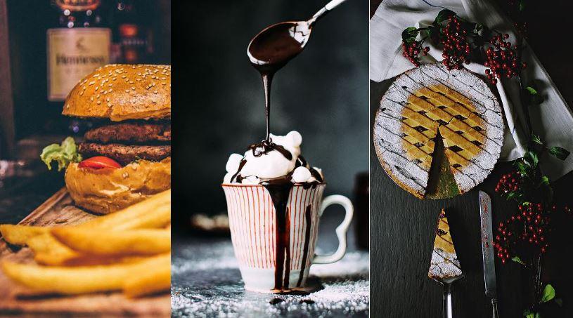 Wunschgewicht und kulinarische Verlockungen - Sympbolbild